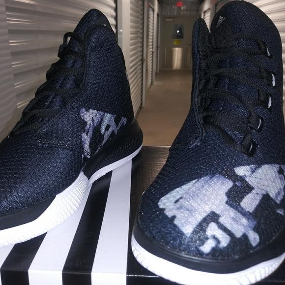 adidas Kids' Basketball Shoes